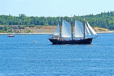 Tall Ship Silva   Halifax, Canada   Gray Line
