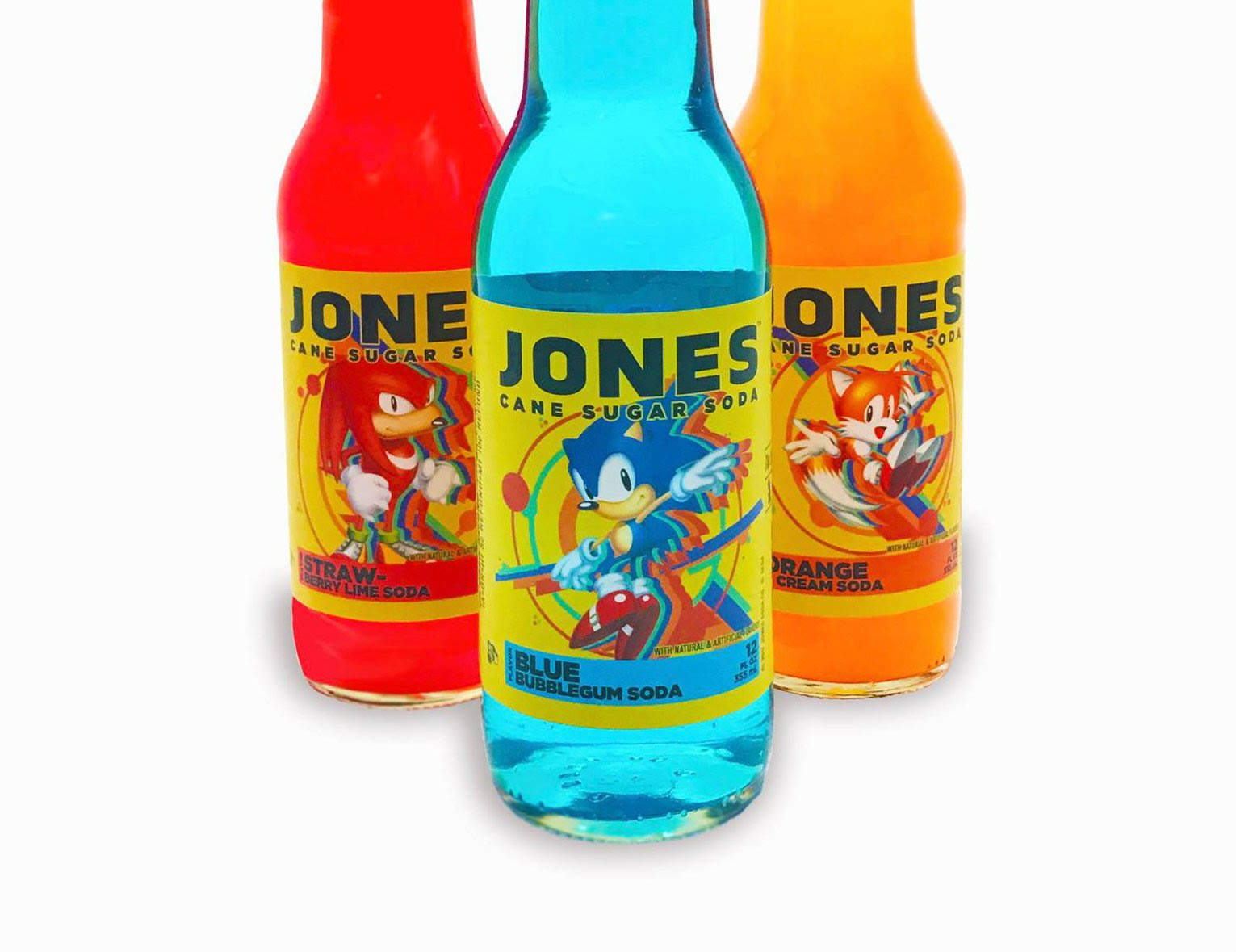 You could have drank Sonic and his pals if you were at Comic-Con screenshot