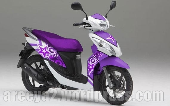 Tempat Modifikasi Yamaha Byson Di Medan Gambar Modifikasi Honda