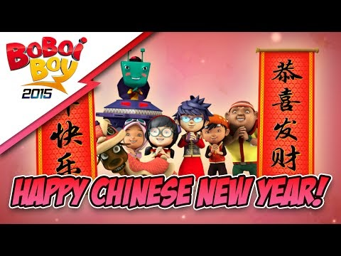 Selamat Tahun Baru Cina 2015!