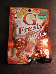 UHA G Fresh Cola