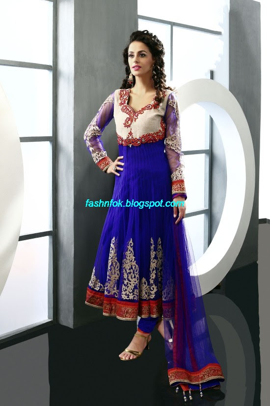 Anarkali-Churidar-Festival-Frocks-Fancy-Dress-Designs-New-Fashionable-Suits-Collection-2013-9