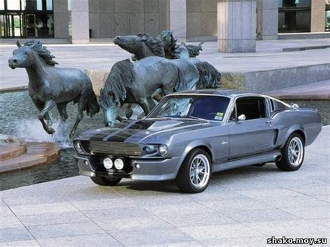 Ford Mustang 1969 Gt500 For Sale