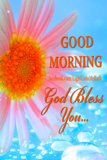 Good Morning God Bless You Spring Quote Pictures Photos And Images