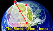 The Simson Line, Theorems and Problems Index.
