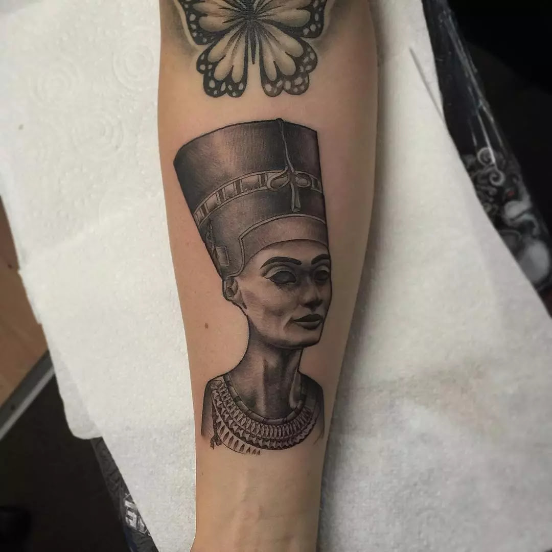 70 Best Egyptian Tattoo Designsmeanings History On Your Body 2019