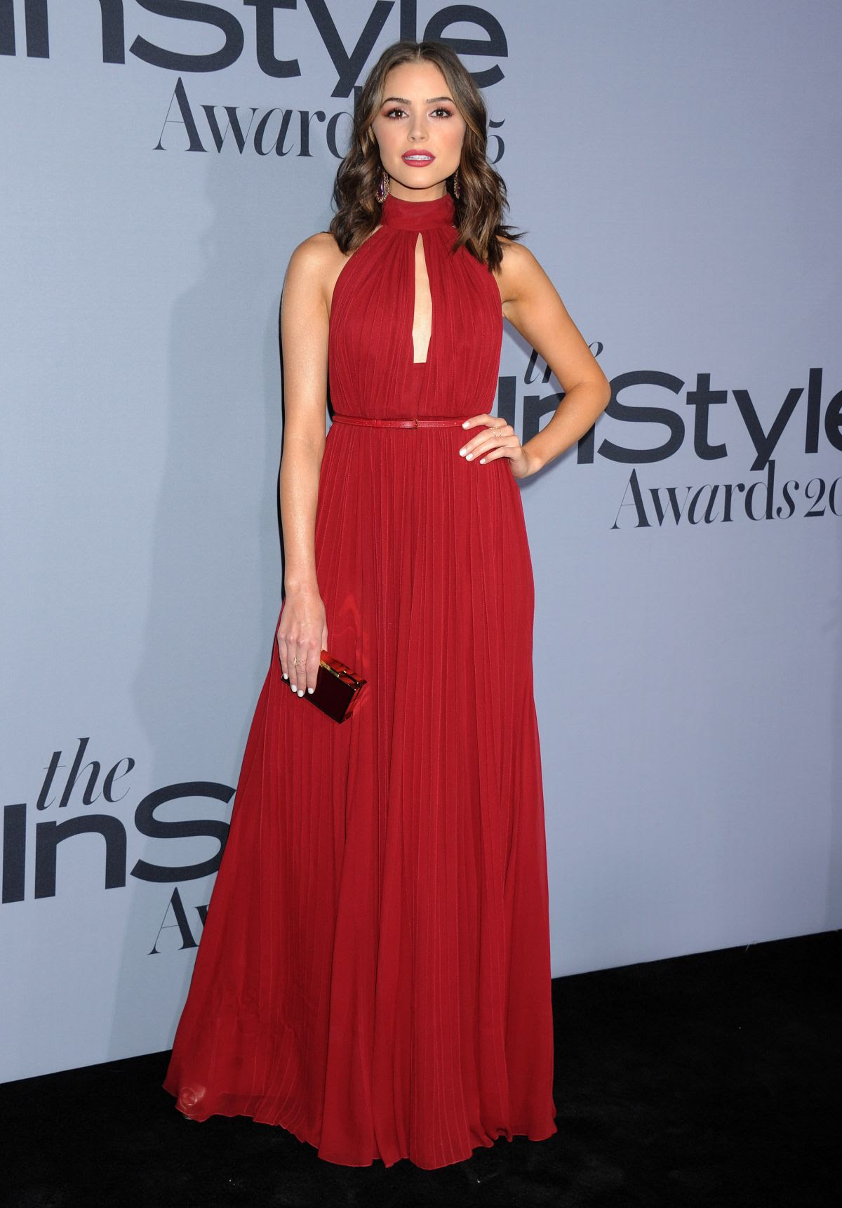 OLIVIA CULPO at InStyle Awards 2015 in Los Angeles 10/26/2015