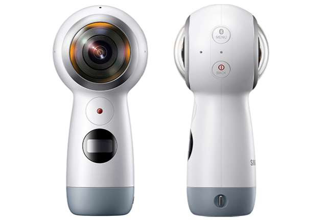 Samsung Gear 360 2017 Edition Brings 4K Video Recording and iOS Supports