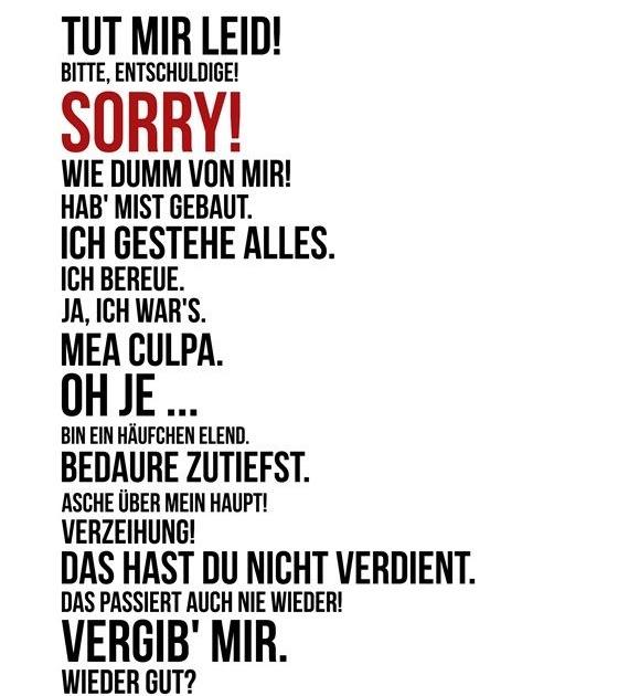 Top 100+ Entschuldigung Text Für Beste Freundin - zitate