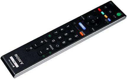 Sony Bravia KLV-40V300A (40-inch LCD Display Panel) - Remote Control Unit
