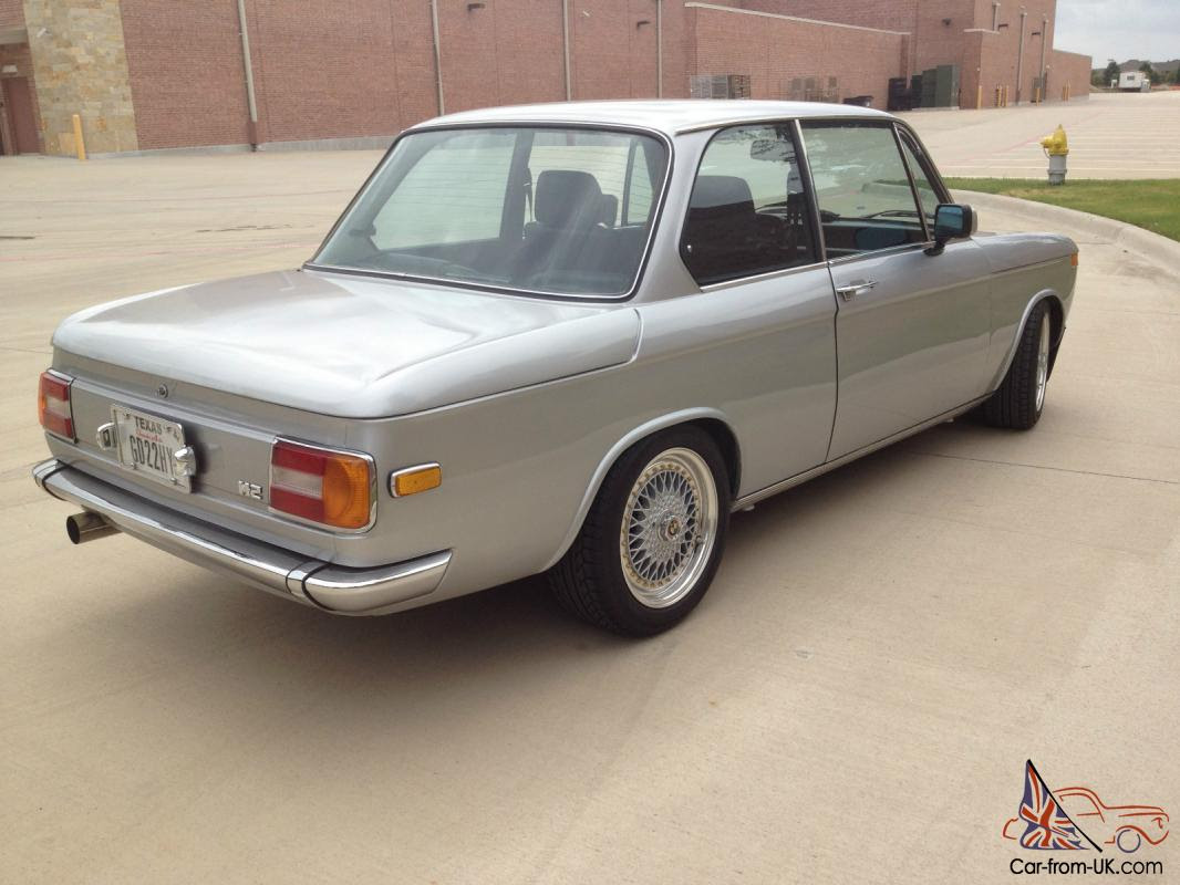 1974 BMW 2002  Fully Restored \/ Modified M2