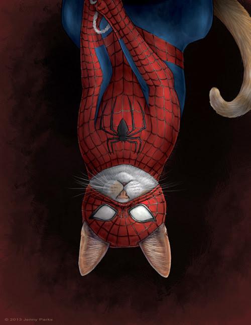 Spider-Kitty