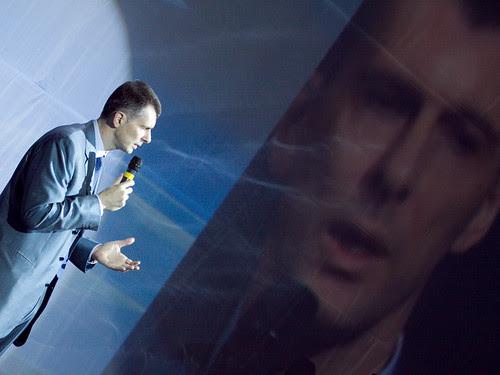 """Выступление Михаила Прохорова на съезде партии """"Правое дело"""" by hegtor"""
