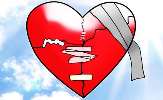 Cómo Curar Un Corazón Roto Consejos De Amor Para Corazones Heridos