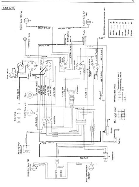 Ford 6600 Tractor Wiring Diagram Free | Wiring Diagram
