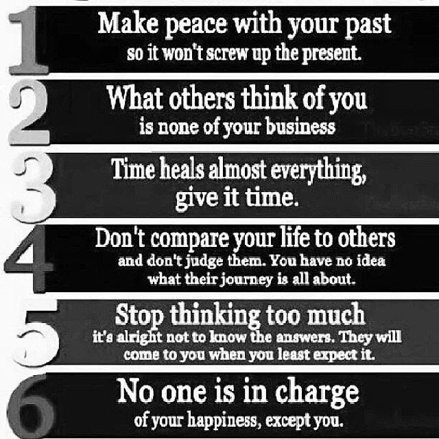 Making Peace With Your Past Quotes Quotes