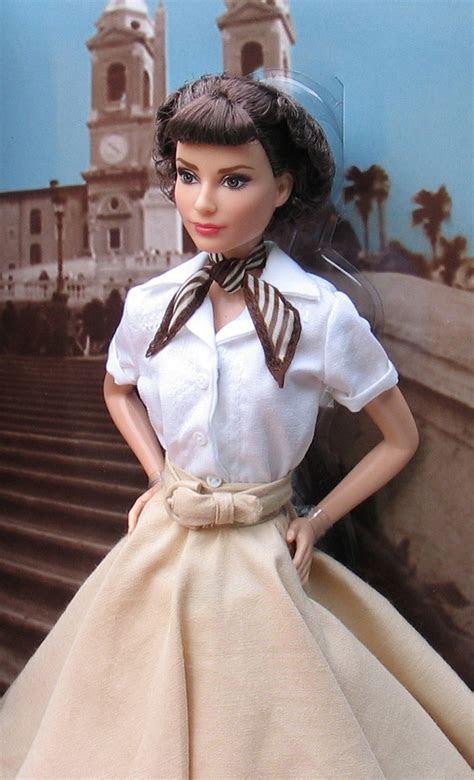 Barbie Collector ? 2013 AUDREY HEPBURN in ROMAN HOLIDAY