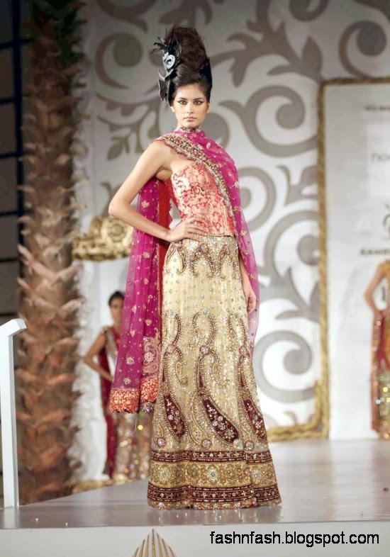 Indian-Pakistani-Bridal-Wedding-Dress-Bridal-Couture-fashion-Show-on-Ramp-1