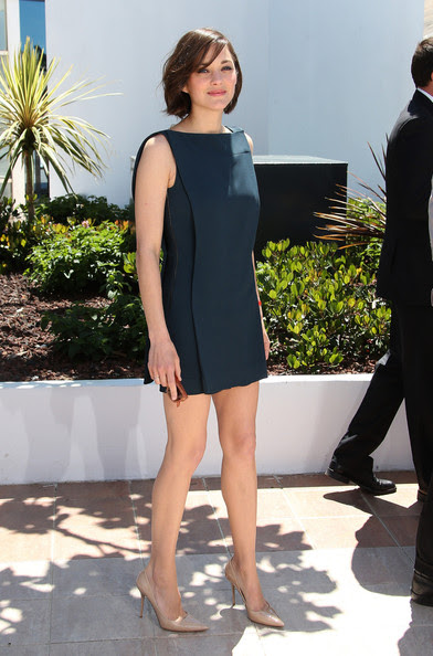 Marion Cotillard - Blood Ties' Photo Call in Cannes
