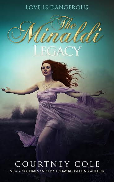The Minaldi Legacy Cover