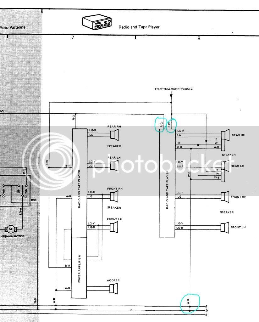 31 Toyota 4runner Stereo Wiring Diagram