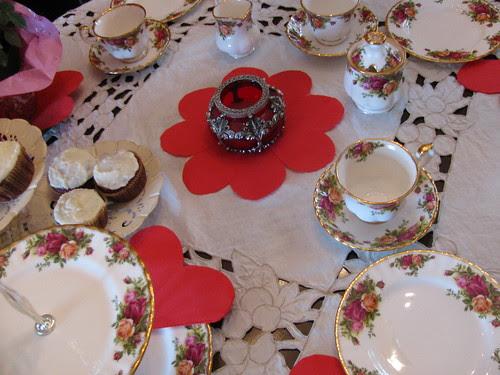 Valentine's Table