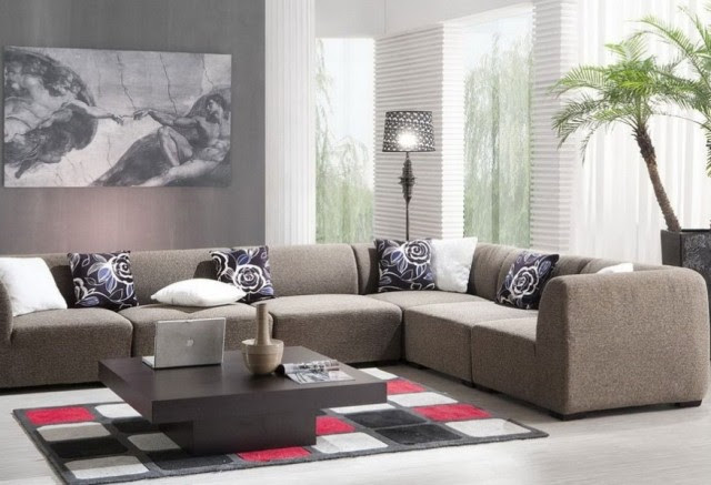 Living Room Design Ideas: 17 Modern Designs | Home with Design