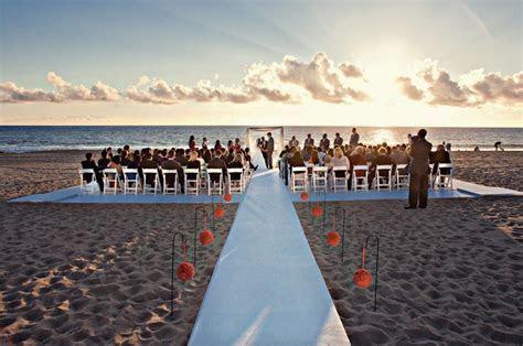 Majestic Sunset Wedding Ceremony at Zuma Beach