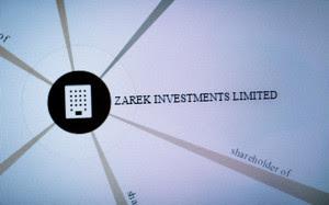 Zarek Investments Ltd