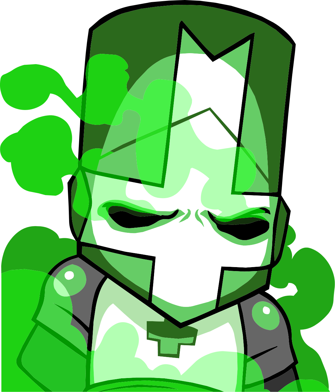Green Knight - Castle Crashers Wiki - Levels, Characters ...