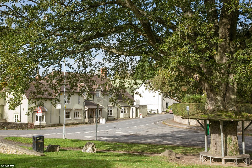 No plan: Villagers say they would like new housing but that the new developments have been poorly thought out and will cause problems