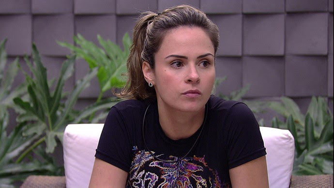 Ana Paula semana 7 prova líder (Foto: TV Globo)