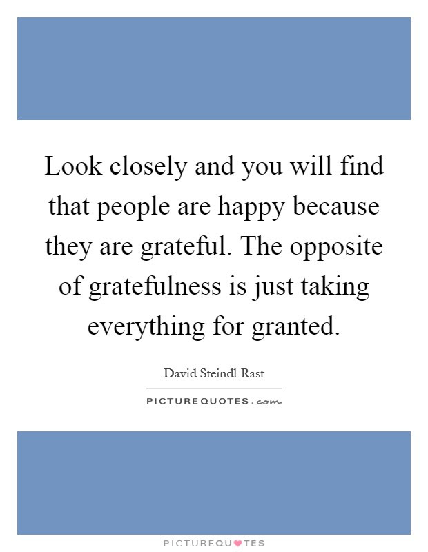 Taking You For Granted Quotes Sayings Taking You For Granted