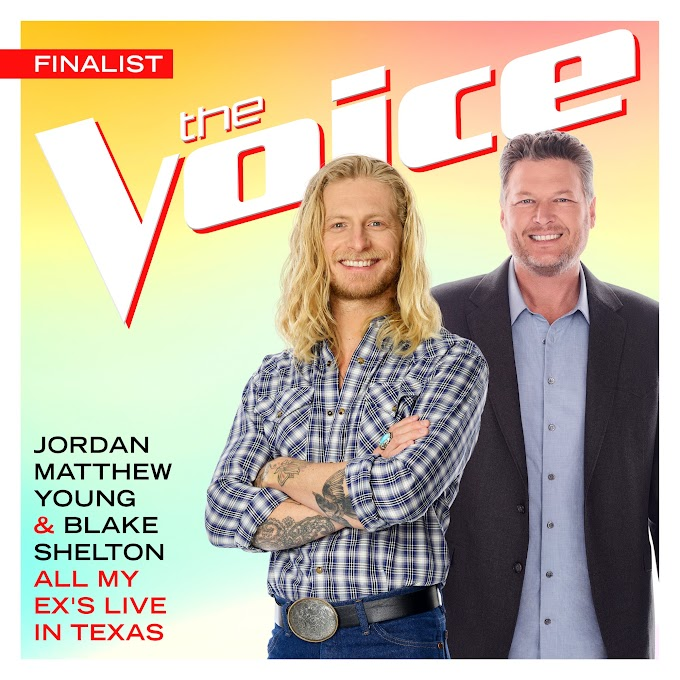 Jordan Matthew Young & Blake Shelton - All My Ex's Live in Texas - Single [iTunes Plus AAC M4A]