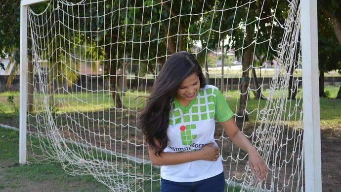 Rosalina Souza (Foto: Jheniffer Núbia/GloboEsporte.com)