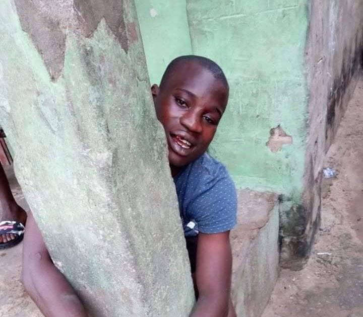 Image result for THIEF BEATEN AND TIED TO PILLAR AFTER BEING CAUGHT DURING OPERATION.