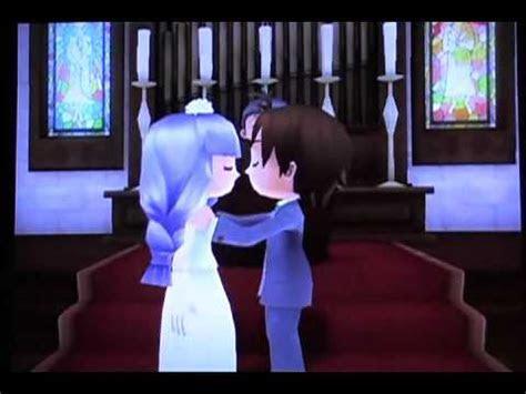 Harvest Moon: Animal Parade   Proposal, Wedding, and