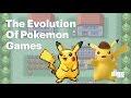 The Evolution of 'Pokemon' Games - Video