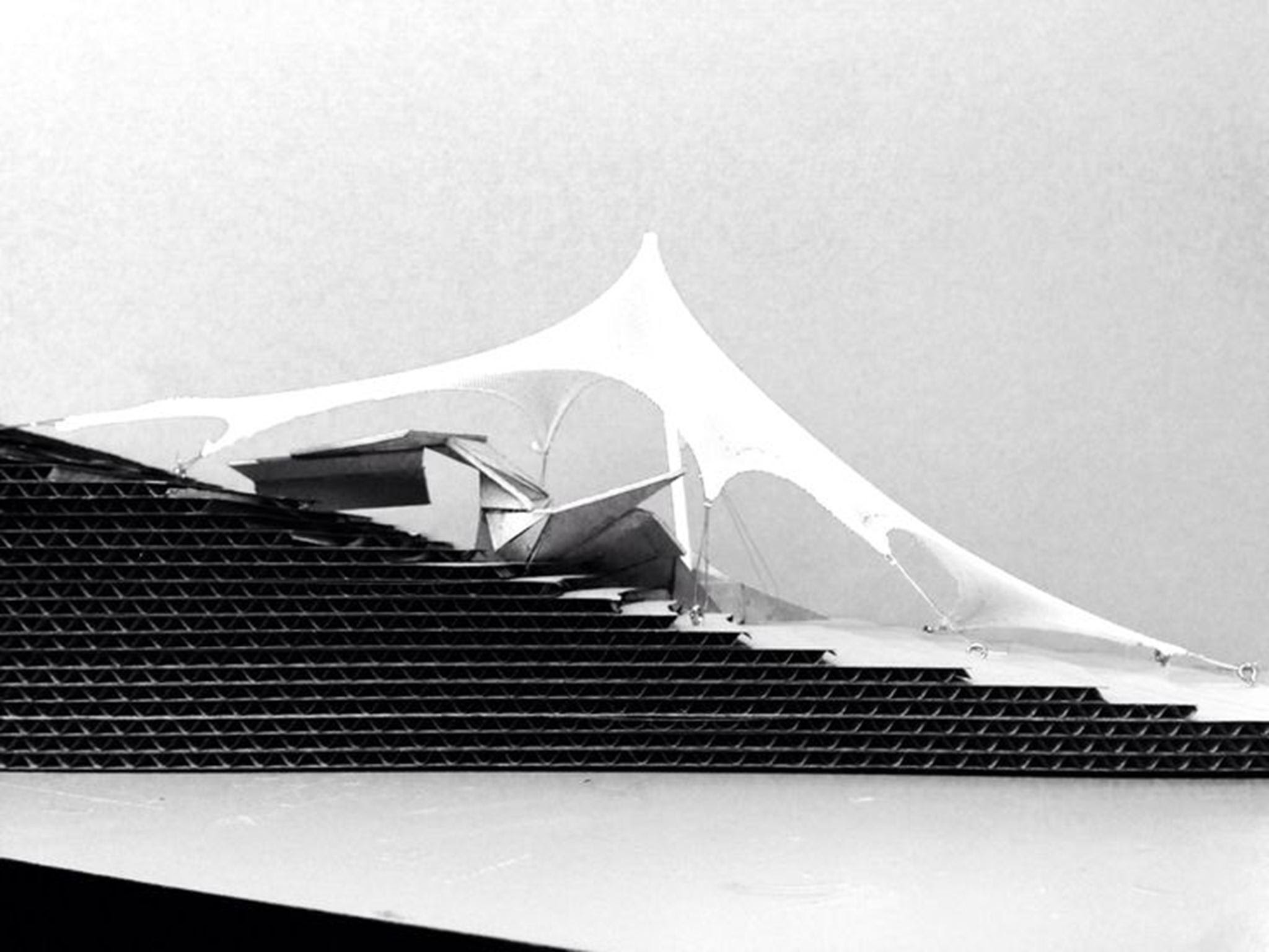 Elevation view. Canyon project, progress! #freiotto (Copy)