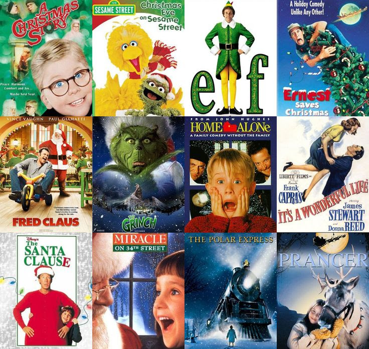12 of the Very Best Christmas Movies Ever