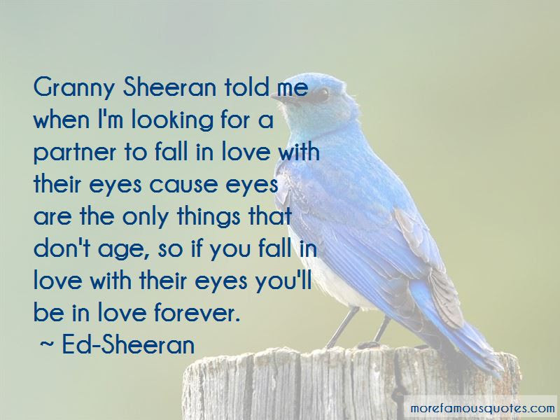 Quotes About Love Ed Sheeran Top 3 Love Ed Sheeran Quotes From