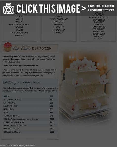 wedding cake flavor recipe   Different Types of Wedding