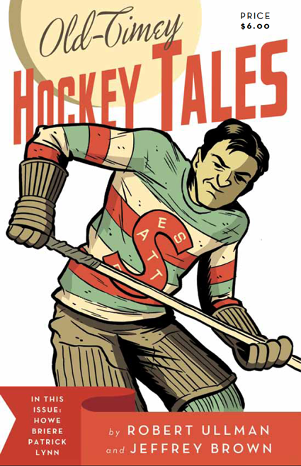 Old-Timey Hockey Tales