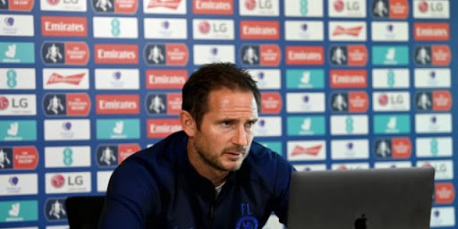 Avatar of Frank Lampard on the FA Cup final, Kante injury update | Official Site