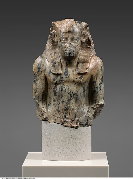 Statue of Senwosret I Kneeling