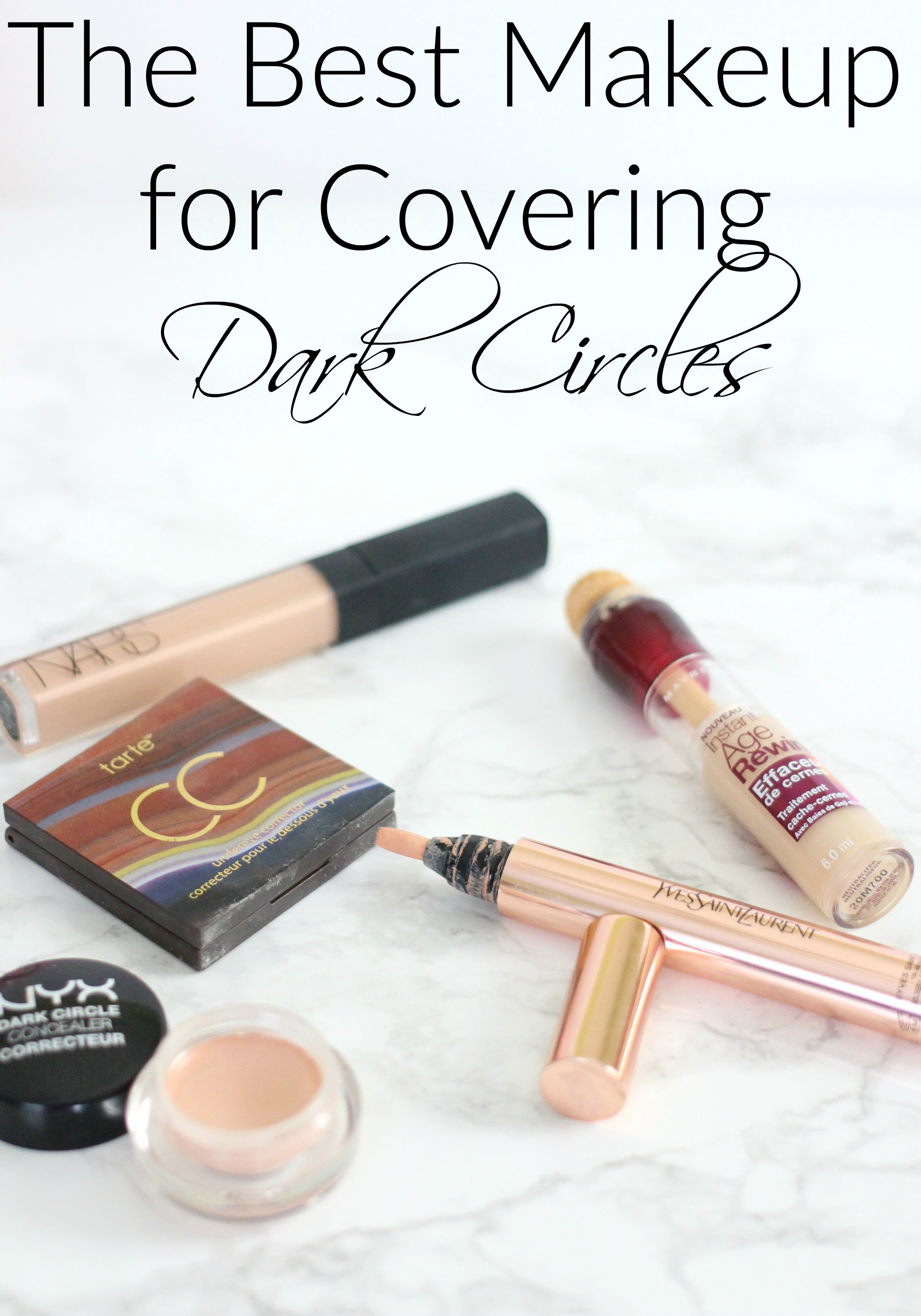 The Best Products for Covering Dark Under Eye Circles ...