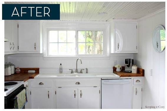 Unbelievable $1000 Kitchen Makeover » Curbly | DIY Design Community