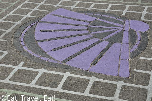 Little Tokyo Fan Crosswalk