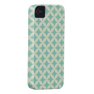 Modern Blue iPhone Case casemate_case