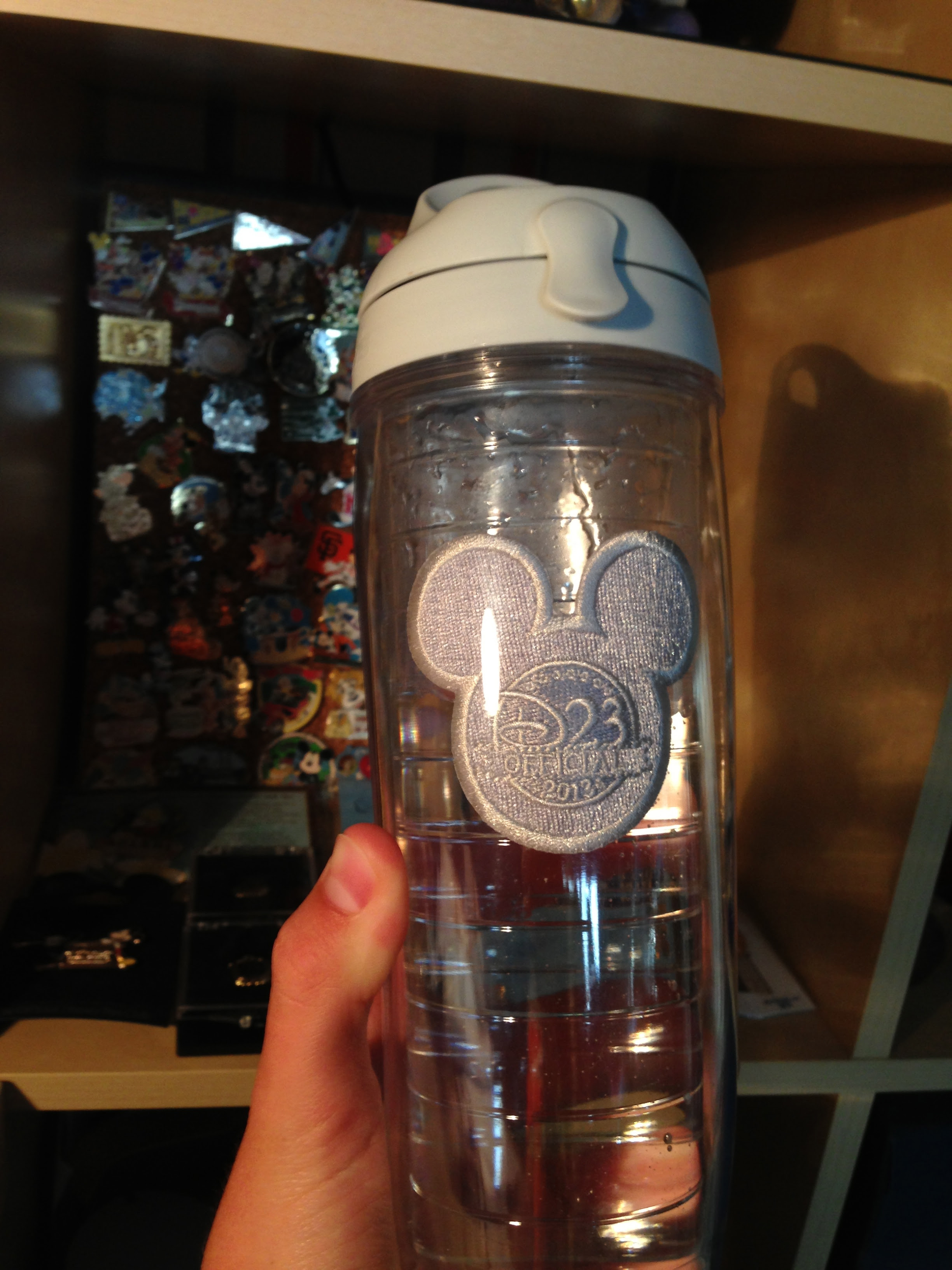 Win A D23 Expo Tervis Tumbler They Were Featured At The D23 Expo